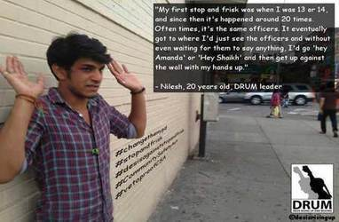 South Asian New Yorkers Speak Out Against Stop and Frisk - COLORLINES | Racial Profiling on Asian Americans in America | Scoop.it