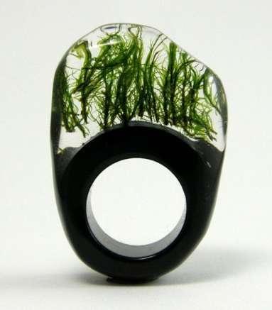Ornate Organic Jewelry   Garden Designer   Scoop.it