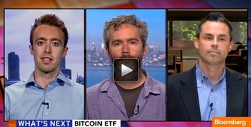Coinsetter Discusses Bitcoin ETFs and Trading on Bloomberg | money money money | Scoop.it