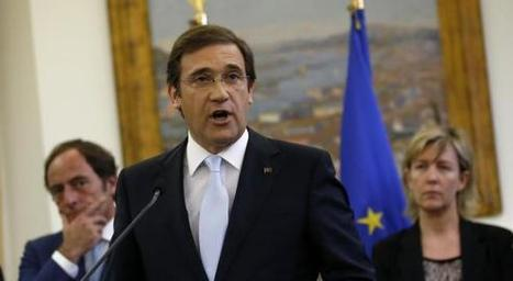 Portugal decides on 'clean exit' from bailout | Eurozone | Scoop.it