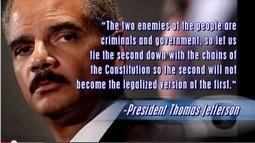 Bradlee Dean: Impeach Eric Holder, Repeat Offender | Restore America | Scoop.it