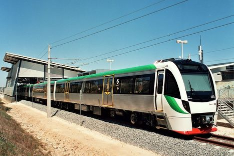 Bombardier joint venture to supply additional Perth EMUs   EricJ 's Railway Topics   Scoop.it