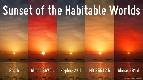 Sunset of the Habitable Worlds | Topics in Astronomy | Scoop.it