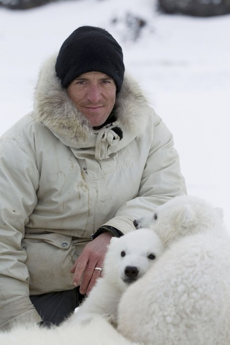 Gordon Buchanan's #Close #Encounter with a #Polarbear in #Arctic Norway. | Rescue our Ocean's & it's species from Man's Pollution! | Scoop.it