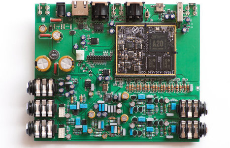 Linux based MOD Duo Multi-Effects Pedal is Powered by an AllWinner A20 SoM (Crowdfunding)   Embedded Systems News   Scoop.it