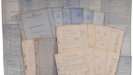 Schindlers lijsten geveild voor 122.000 dollar | KAP-ElhaddiouiA | Scoop.it