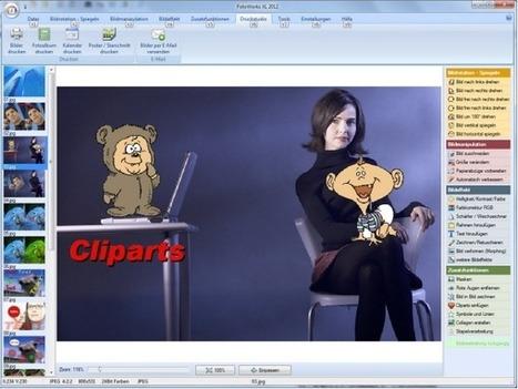 Logiciel gratuit FreeFotoWorks 2012 Editeur Photos Licence gratuite Freeware pour Windows | photo montage cool | Scoop.it