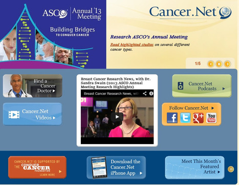 Beyond16,000 #ASCO13 tweets: leveraging the use of social media for ASCO and the oncology community | Integrated digital marketing | Scoop.it