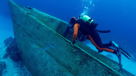 Should We Mine Ancient Shipwrecks to Push Science Into the Future? - Gizmodo | Ancient Origins of Science | Scoop.it