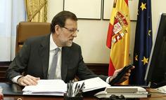 Mariano Rajoy se reclina en su butaca y suspira tras borrar a Artur Mas de su agenda del móvil | Partido Popular, una visión crítica | Scoop.it