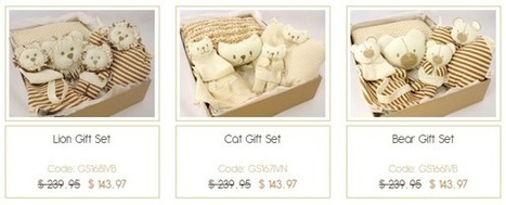Immense Commercial Prospect of Organic Baby Gift Sets & Supporting Factors | Organic Cotton Baby Goods | Scoop.it