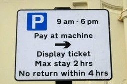 Shake up of Brighton and Hove parking permits could include direct debit and online payments | Direct Debit & Card Payments for Salesforce | Scoop.it