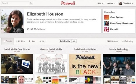 Pinning Down Pinterest Best Practices   Better know and better use Social Media today (facebook, twitter...)   Scoop.it