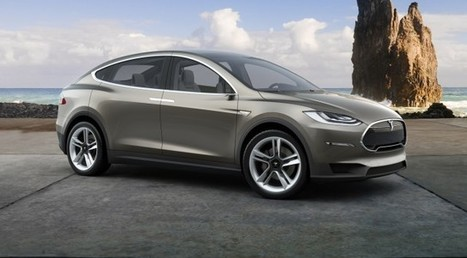 Tesla Model X: The electric SUV we've all been waiting for | ExtremeTech | Discover Sigalon Valley - Where the Tags are the Topics | Scoop.it