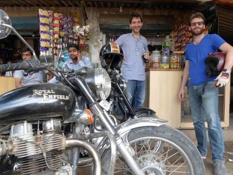 Les Français, nouveaux aventuriers de l'Inde | Actu & Voyage en Inde | Scoop.it