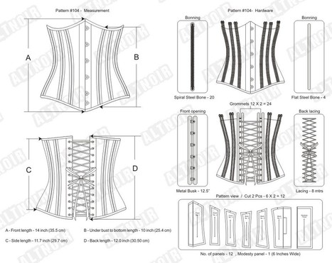 Best place to purchase underbust corset | Corsets | Scoop.it