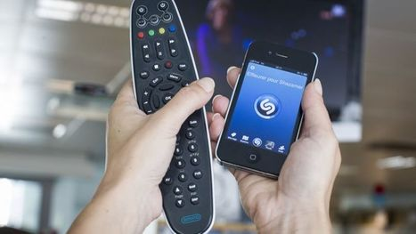 Après la musique, Shazam se lance dans la télévision - Le Figaro   Musique News   Scoop.it