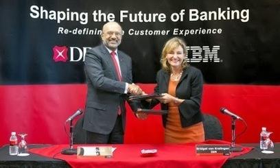 C'est pas mon idée !: DBS Bank recrute IBM Watson | IBM Watson | Scoop.it