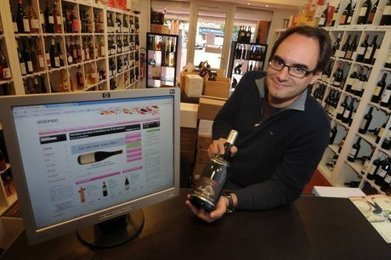 Ardoneo sur internet : du vin bio, mais pas que | ... SUR LE VIN | Scoop.it