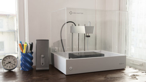 This cheap and beautiful machine is 3D printing's best chance at going mainstream | Tech Tools and the Library | Scoop.it