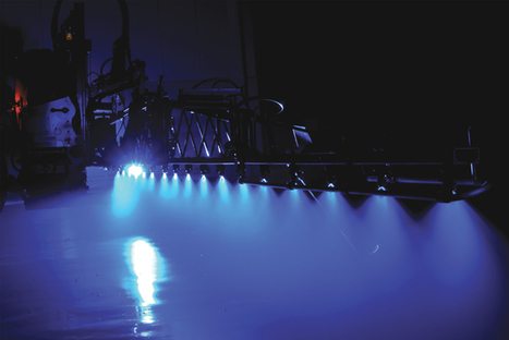 How do you spray when the sun goes down? Try blue LEDs | Ag app | Scoop.it