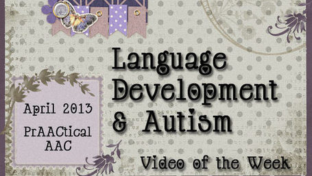 Language Development and ASD | AAC: Augmentative and Alternative Communication | Scoop.it