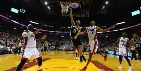 Basket - NBA - Tony Parker : «On joue notre basket» | Golf, infos et insolite avec Fasto sport | Scoop.it