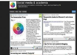 Health & Policy | Social Media &Academia | Social media & academia | Scoop.it