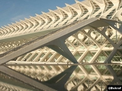 Le Courrier de l'Architecte | Calatrava, à faire vomir une chèvre ? | Architecture Urban Design | Scoop.it