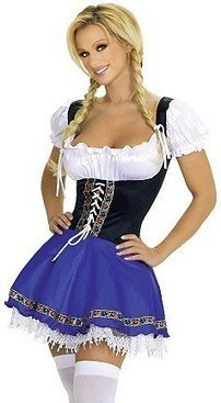 Bar Wench Costumes We Love | Involvery | Scoop.it
