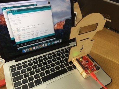Tweet from @dukelyer | Arduino Focus | Scoop.it
