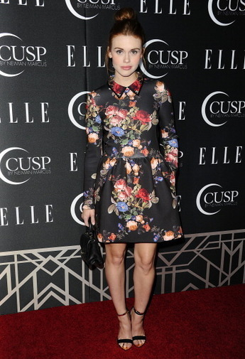 Actress Holland Roden attends ELLE's 5th annual Women In Music... News Photo 486193961 | Holland Roden | Scoop.it