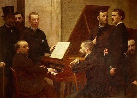 The Greatest Composers of the Romantic Era of Music (Part 1) - Blogs - Classical Music Forums - Talk Classical | Romanticism | Scoop.it