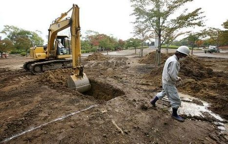 Japan to spend $970M on nuclear contaminated soil storage   NuclearRadiance   Scoop.it