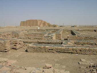 4500-year old Sumerian temple found in Ur | World Civilizations I | Scoop.it