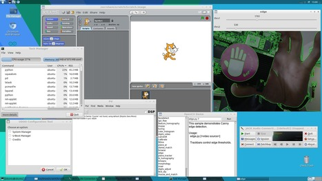 UDOObuntu presentation | UDOO | Mini PC Linux & Android | Open ... | Raspberry Pi | Scoop.it