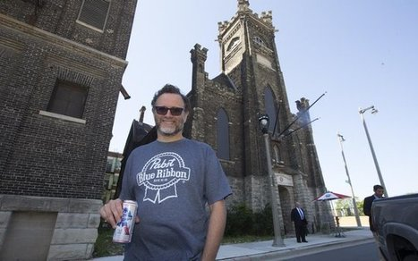 Pabst will brew beer again at site of historic brewery | International Beer News | Scoop.it