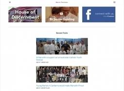 Australia: La página web de vocaciones maristas cobra vida   Vocaciones Religiosas   Scoop.it