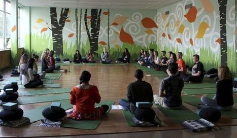 The rise of meditation on college campuses | Stressvrijere samenleving | Scoop.it