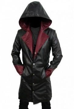 Devil May Cry Coat Jacket | Mens Celebrity Fashion Jacket | Scoop.it