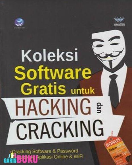 Koleksi Software Gratis Untuk Hacking Dan Cracking   KatalogBukuOnline   Scoop.it
