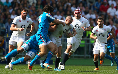 Keys to the Game: England v Italy - Telegraph | Rugby | Scoop.it