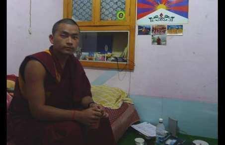 La journée d'un jeune moine tibétain à Dharamsala   Inde Information   les moines tibetains   Scoop.it