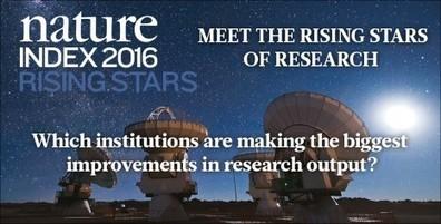 Inserm, étoile montante française de la recherche selon Nature | EntomoScience | Scoop.it