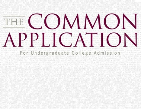Welcome to the Common App! | Colleges and Scholarships | Scoop.it