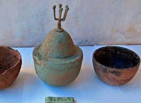 Megalithic artefacts found in Kerala's Kannur district | Histoire et Archéologie | Scoop.it