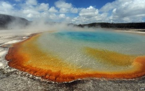 RDFRS: Yellowstone supervolcano 'even more colossal' | Why Geology Rocks | Scoop.it