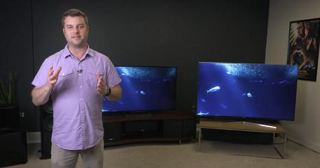 Who makes the better flagship 4K TV? Samsung KS9500 vs. Sony X930D | 3D Smart LED TV | Scoop.it