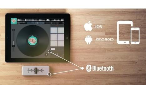 DJIT lance son premier objet connecté, #Mixfader sur kickstarter.   MusicGeek   Scoop.it