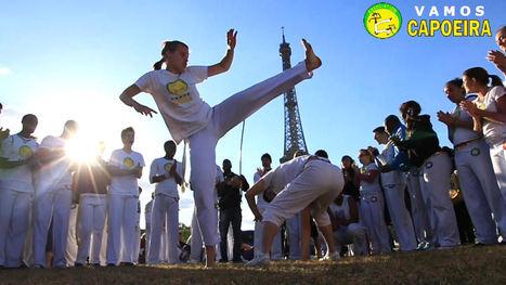 Capoeira Paris // Cours d'essai Gratuit | Cours de Capoeira à Paris | Scoop.it